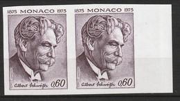 MONACO - ESSAI De COULEUR - N°1011 ** (1975) Albert Schweitzer - Monaco