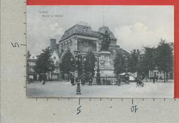 CARTOLINA VG BELGIO - GAND GENT - Marche Du Vendredi - 9 X 14 - 1907 - Gent