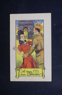 """MILITARIA - Carte Postale Offerte Au Soldat FFI - """" A Mon FFI,  Mon Libérateur """" - L 51849 - Patriotiques"""