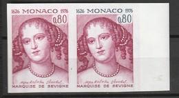 MONACO - ESSAI De COULEUR - N°1068 ** (1976) Marie De Rabutin-Chantal - Andere