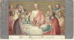 Souvenir Première Communion LIEGE 1909 Maurice DUQUENNE - Communion