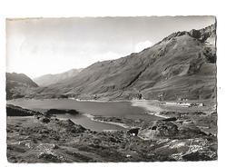 Mont Cenis - Vue Générale Du Plateau Et Du Lac - Circulé 1956  - éd Jansol - Val Cenis