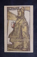 MILITARIA - Carte Postale Patriotique Allemande ( Aviateur ) En 1918 -  L 51858 - Patriottisch