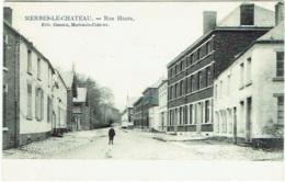 Merbes-le-Château. Rue Haute. - Merbes-le-Château