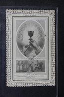 VIEUX PAPIERS - Image Pieuse En Parfait état -  L 51871 - Collections