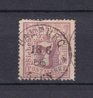 Hamburg - 1865 - Michel Nr. 19 - Gest. - 20 Euro - Hamburg