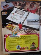 SPI2020  Issu De Revue SPirou Années 70/80 / 1 PAGE DE PUBLICITE FROMAGES FRANCO-SUISSES PHOTOS LA TERRE MA MAISON - Publicités