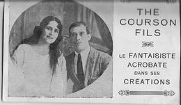 THE COURSON FILS  LE FANTAISISTE ACROBATE Réf 897 - Artistes