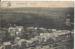 Trois-Ponts - Panorama - 1914 - Trois-Ponts