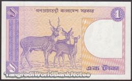 TWN - BANGLADESH 6Bh - 1 Taka May 1993 Various Prefixes UNC - Bangladesh