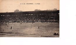 CPA COLOMBES (Hauts De Seine) Le Stade - Colombes
