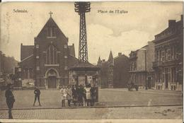 SCLESSIN (Liège) - Place De L'Eglise - Liege