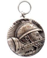 Département Des Basses Pyrénées.Médaille Commémorative En Hommage .1918-1968. - France