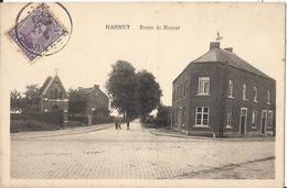 Hannut - Route De Namur 1923 - Hannuit