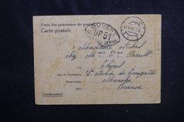 FRANCE - Carte De Correspondance D'un Prisonnier Français En Mai 1940 Pour La France , à Voir -  L 51875 - Guerre De 1939-45
