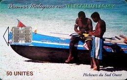 This Card DUMPING - Madagascar