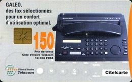 IVORY-COAST : GALEO Telephone    USED  DUMPING - Côte D'Ivoire