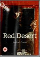DVD Il Deserto Rosso (Red Desert) - Non Classés