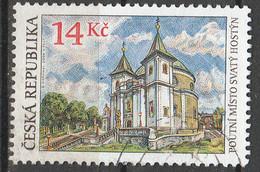 PIA - REP.CECA  - 2002 - Bellezze Ceche - Patrimonio Mondiale : Castello Di Litomysl - (Yv 308) - Repubblica Ceca