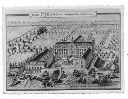 Bettange Sur Messe Dippach Maison St J.B De La Salle Vue Generale - Cartes Postales