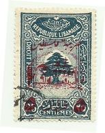 1948 - Libano 4 Beneficenza                       C2332 - Libano