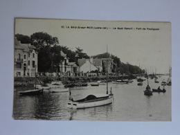 LA BAULE SUR MER - Le Quai Benoît - Port De Pouliguen Ref 1632 - La Baule-Escoublac
