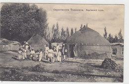 Umgebung Von Taschkent ? - Camp             (A-175-190924) - Ouzbékistan