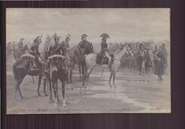 SALON DE 1906 LE GENERAL BRUNE EN HOLLANDE PAR A. LALAUZE - Pittura & Quadri