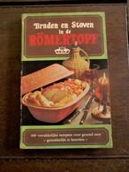 Braden En Stoven In De ROMERTOPF  Door  Eva EXNER 1970 - Pratique