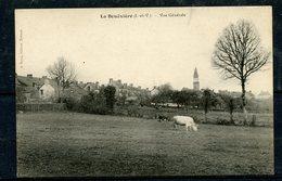 LA BOUEXIERE ( ILLE ET VILLAINE ) - VUE GENERALE - VACHES. - Other Municipalities