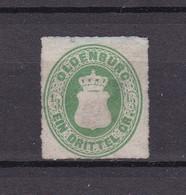 Oldenburg - 1862/67 - Michel Nr. 15 - Ungebr. - Oldenburg