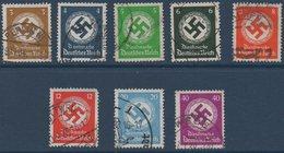 GDR  Lot De Timbres De Service Entre N° 166 Et N° 177 - Allemagne