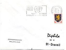 CHER - Dépt N° 18 = St FLORENT Sur CHER 1969 = FLAMME SECAP ' PENSEZ à INDIQUER NUMERO DEPARTEMENT ' - Codice Postale