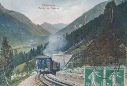 CPA/467......CHAMONIX ...TUNNEL DU PLANNARD - Chamonix-Mont-Blanc