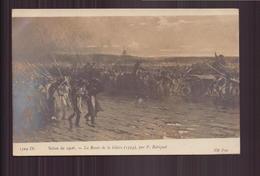SALON DE 1906 LA ROUTE DE LA GLOIRE PAR ROBIQUET - Pintura & Cuadros
