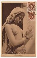 CPA - EGYPTE - Fillette Arabe - Timbrée Coté Vue - Port Saïd - 1927 - Personnes