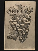 39 - ARBOIS - Souvenir - 51 - Arbois