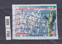 ITALIA REPUBBLICA    2018Barcolana Trieste, Usato - 6. 1946-.. República