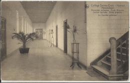 Hannut - Collège Sainte-Croix - Le Corridor Principal - Hannut
