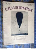L ILLUSTRATION 27/08/1932 STRATOSPHERE PROFESSEUR PICARD PICCARD LONGWY ARRAS PARIS PEROU INCAS ETHIOPIE AEROPOSTALE ASI - L'Illustration