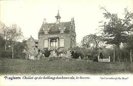 CPA - Belgique - Tieghem - Châlet Op De Helling Des Heuvels Te Huren - Anzegem