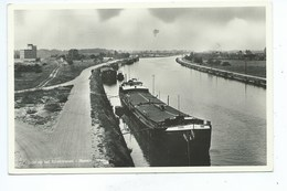 Hasselt Zicht Op Het Alberkanaal ( Péniche ) - Hasselt