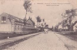 - 59 - BERGUES : Faubourg De Cassel Et Fabrique De Mobiliers , Ateliers D'Art Du Nord - Bergues