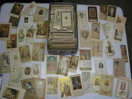 Beau LOT De Plus De 800 Images Religieuses 1880/1980 (1ére Communion, Ordonnation, 1ére Messe , Prières Etc.... - Images Religieuses