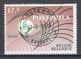 BELGIE: COB 1435 Mooi Gestempeld. - Gebraucht