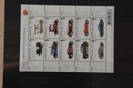 D(B) 085 ++ NEDERLAND NETHERLANDS PAYS BAS 2014 AUTO CARS  MNH ** - Nuovi