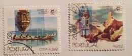 Portugal - (o) - 1980  - # 1470, 1473/1475 - 1910-... Republic