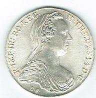 Austriche M.Theresiad D.G. Argent. - Oesterreich