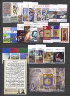 Vaticano 2010 Annata Completa/Complete Year MNH/** - Full Years