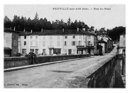 NEUVILLE-SUR-AIN - Rue Du Pont (reproduction) - France